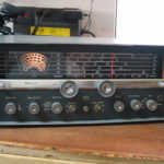 1961 Hallicrafters SX-110 fourn band short wave receiver