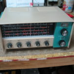 1961 Heathkit GR-91 four band short wave receiver