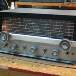 1959 Hallicrafters S-107 5 band short wave receiver