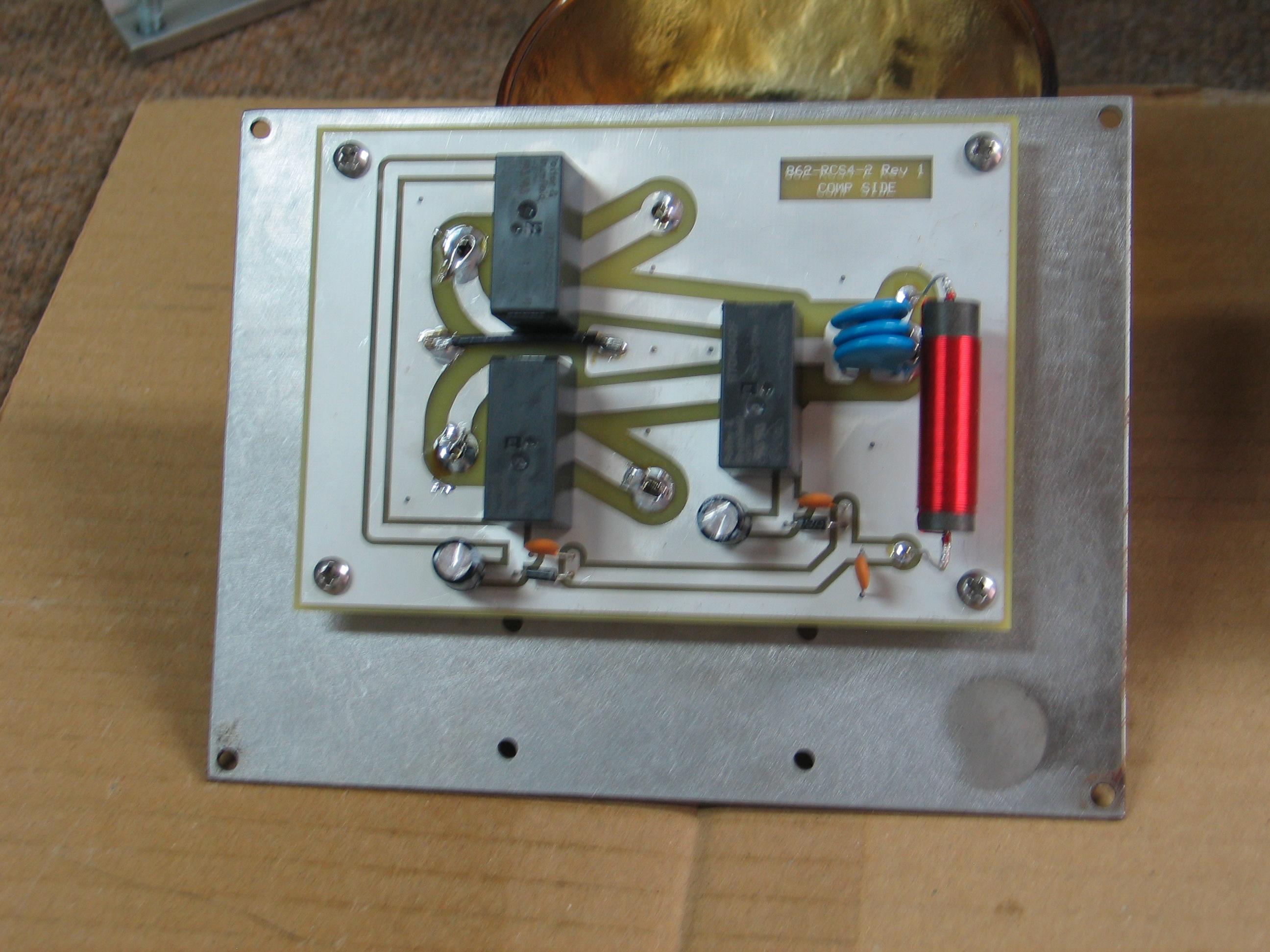 Rebuilt Ameritron RCS-4 Remote Switch Box | W5RKL